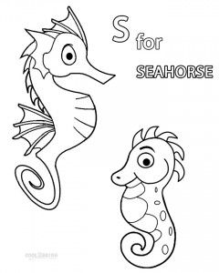 91 Best Sea And Ocean Animals Coloring Pages Images On Pinterest