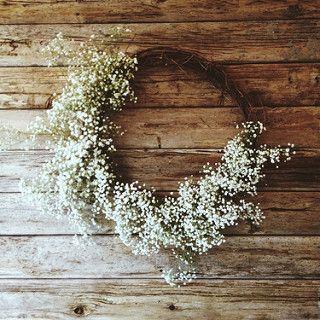 Barn door wreath, check. | Flickr - Photo Sharing!