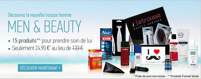 Chez Tendance au Masculin, une Betrousse est à gagner ! http://www.tendanceaumasculin.fr/2013/concours-betrousse-gagnez-la-trousse-men-and-beauty/