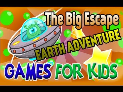 Adventure Games for kids 2015. New Games for kids - The Big Escape