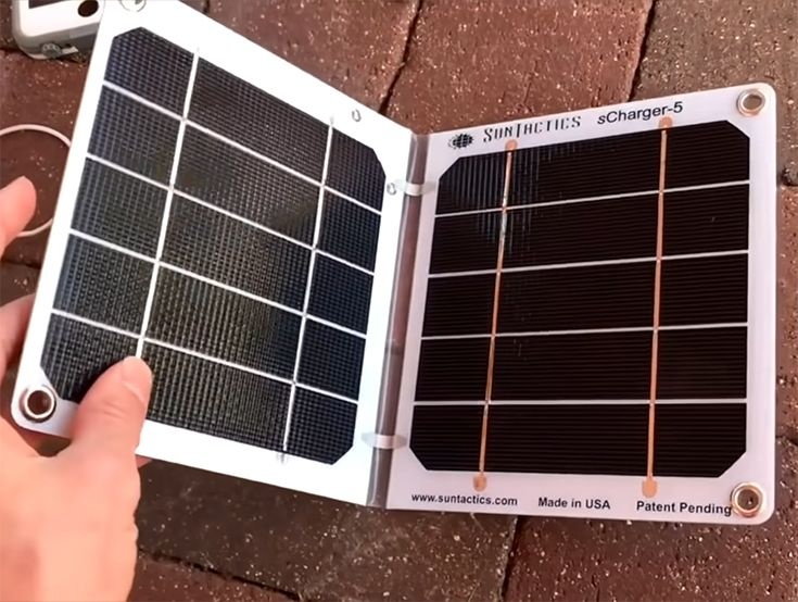 Where To Find The Best Backpacking Solar Charger Here S A Guide Solar Charger Solar Battery Charger Solar Battery