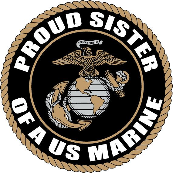 My brother Ethan is a marine and I couldn't be more proud❤❤ my family covers 2 branches of the military Air Force and marines. Ooorah