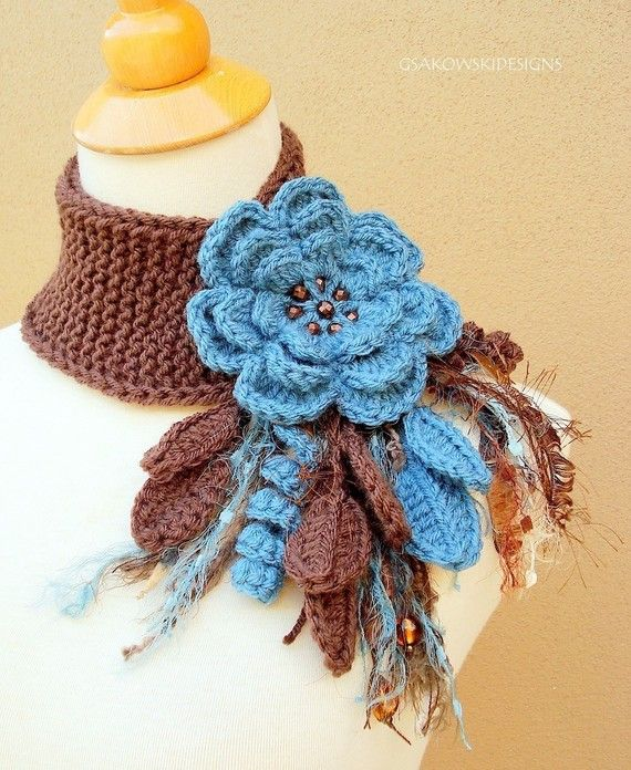 78 best images about fancy scarves etc on