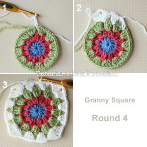 the crochet crowd how to make a circle