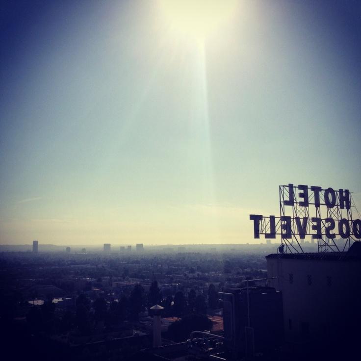 Hotel Roosevelt, Hollywood