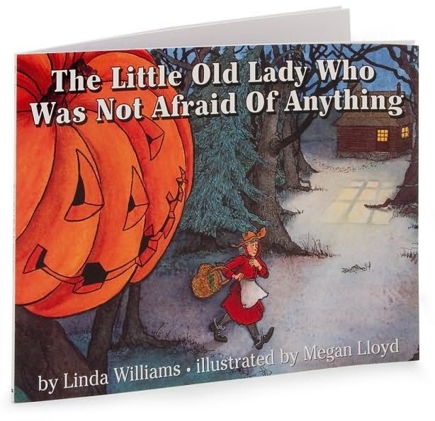 """Jedi Music: Children's Literature for Music Ed: """"The Little Old Lady Who Was Not Afraid of Anything"""""""