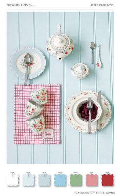 @greengate Autumn Winter 2015 Collection
