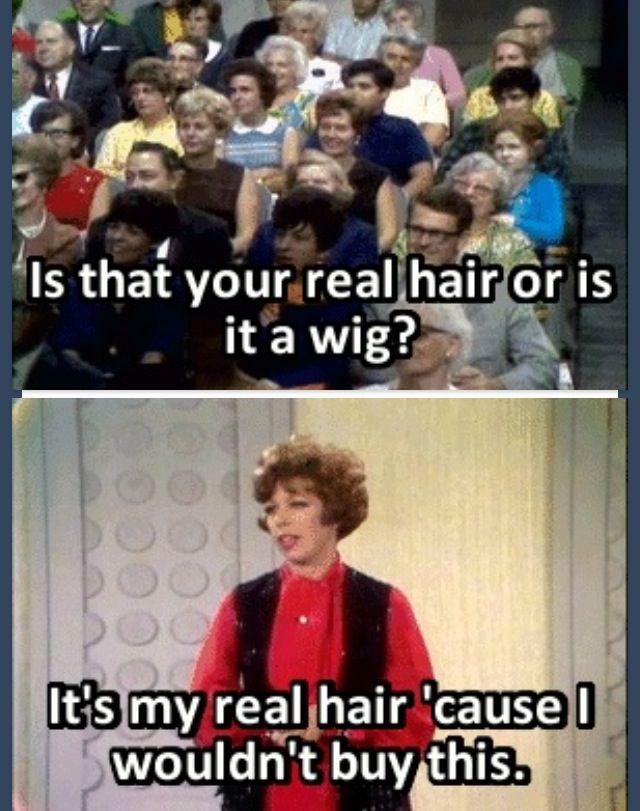 Carol Burnett's hilarious answer(s) from The Carol Burnett Show