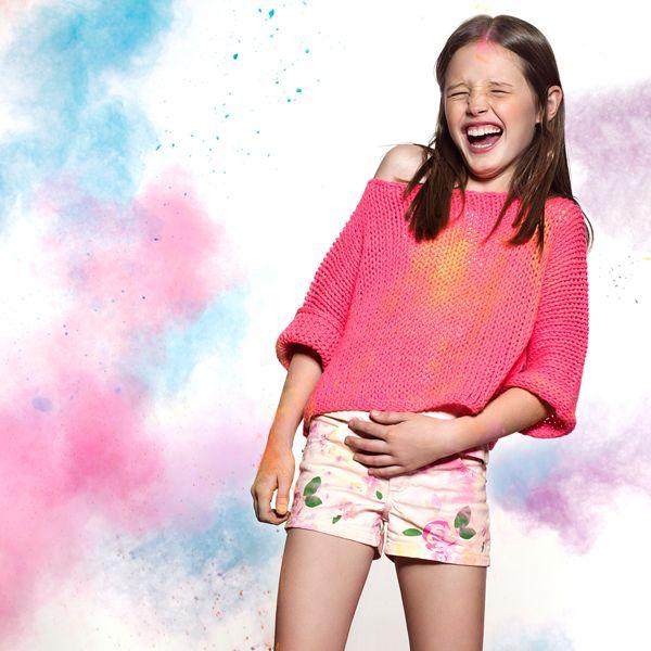 Divertida e confortável, essa é a Coleção de Primavera/Verão 2015 da Cheeky!