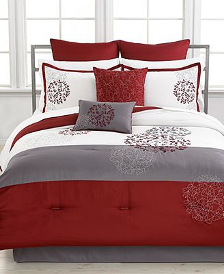 Camille 8 Piece California King Comforter Set