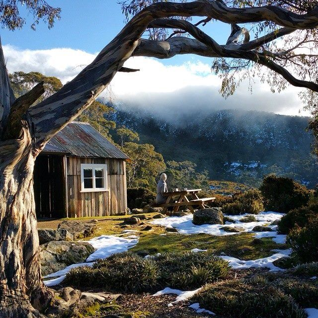 Mt Field National Park, Tasmania (Australia.com)