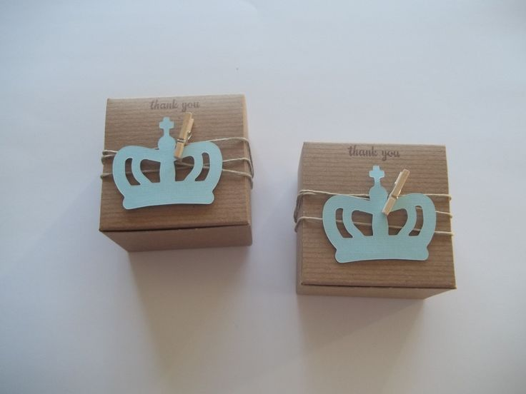 Little Prince Baby Shower favor boxes baby by CrazyPaperLove, $40.99