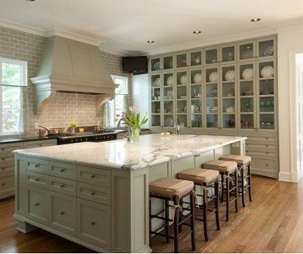 25 best ideas about cabinets to ceiling on pinterest white shaker kitchen cabinets - Modern look kitchen cabinets pictures for maximum effect ...