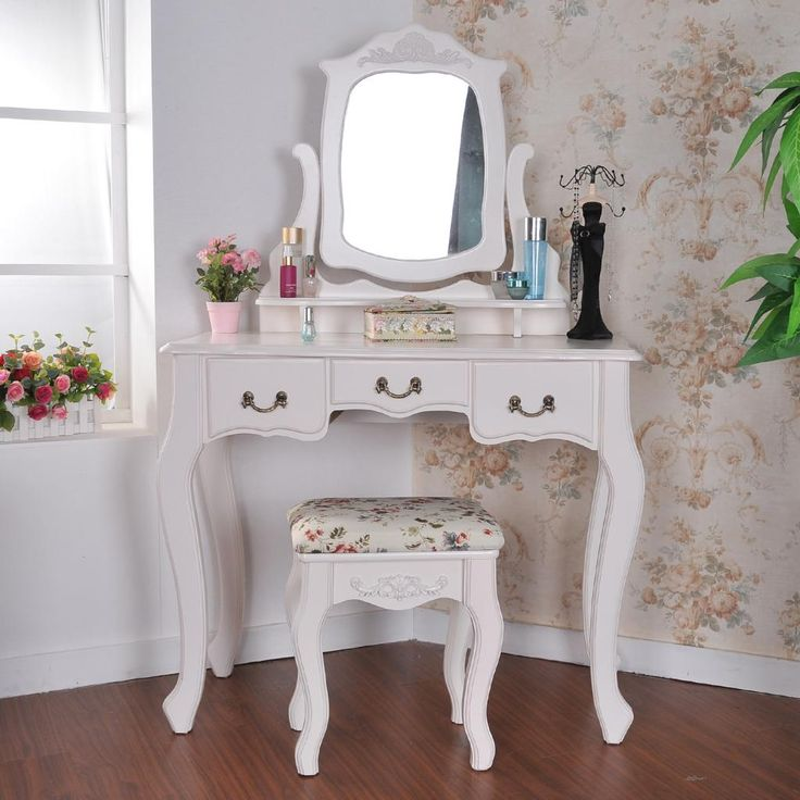Vintage Style Bedroom Vanity Contemporary. White Vanity Desk 45 Best Vanity  Desk Images On Pinterest Makeup Vanities