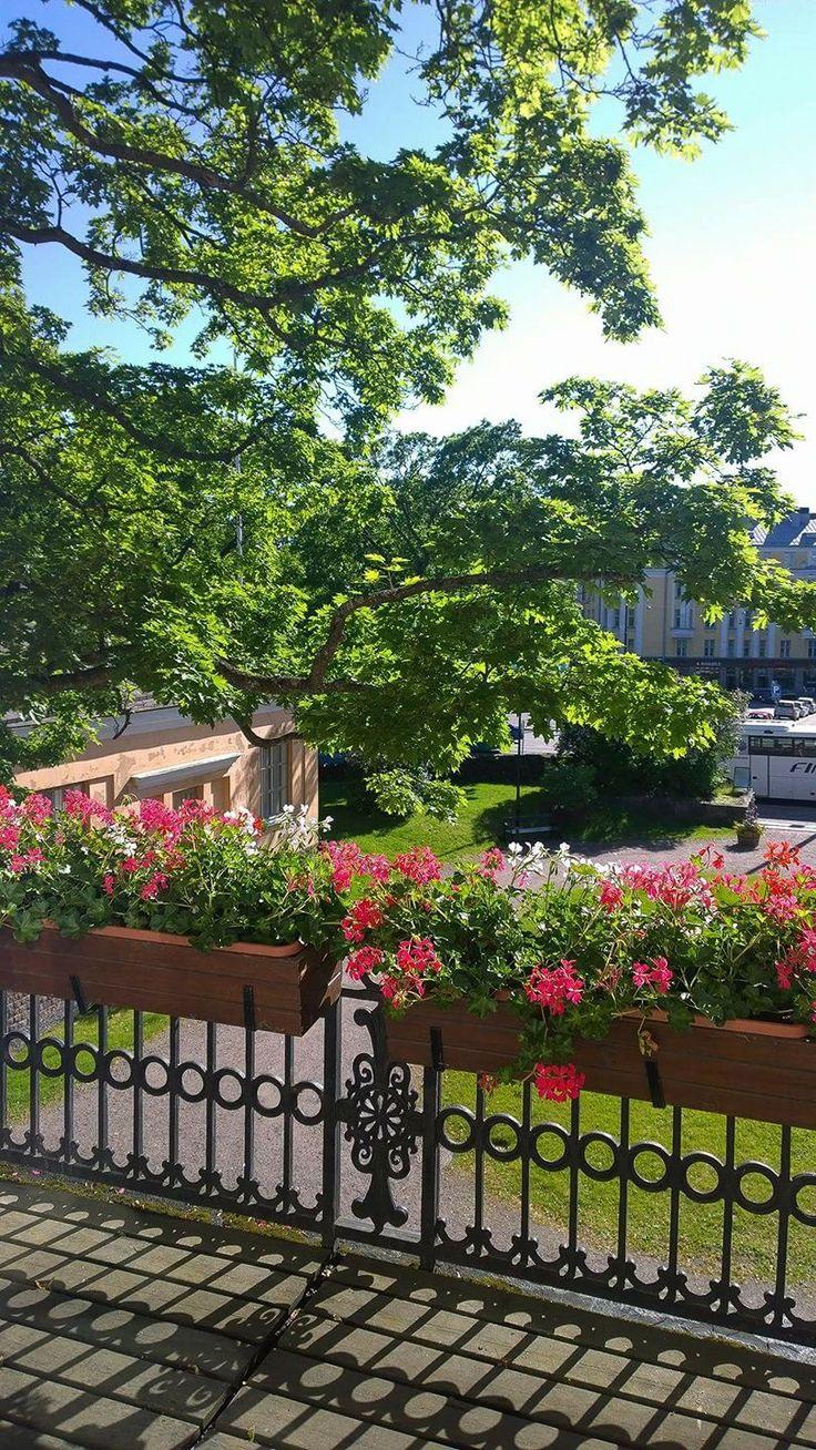 Hakasalmen huvila, Helsinki, photo Leena Rihtniemi