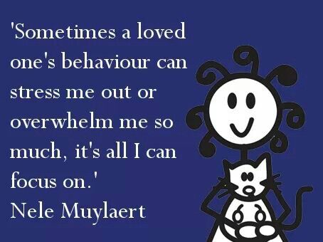 Care giving, parenting, special needs, behaviour and stress