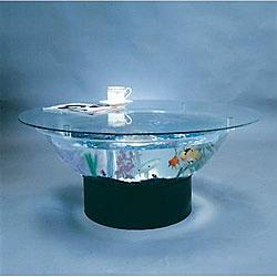 Aquarium 36 Inch Table Set
