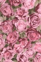 Papír na decoupage (1ks) Růžové růže | výtvarné a kreativní potřeby , kreativní potřeby,výtvarné potřeby