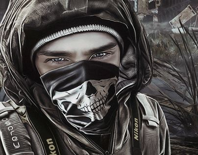 "Check out new work on my @Behance portfolio: ""S.T.A.L.K.E.R. Style"" http://be.net/gallery/33767502/STALKER-Style"