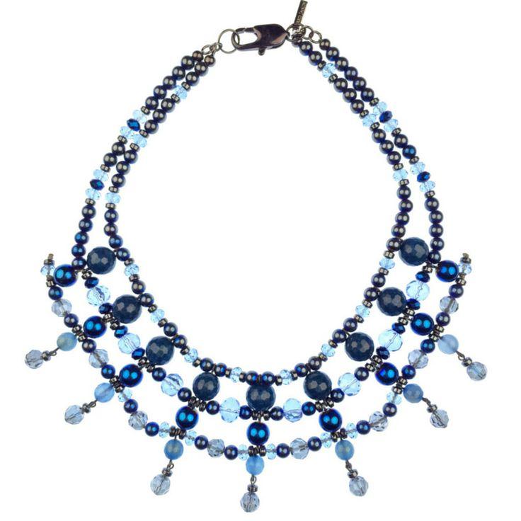 Necklaces - Jared Jamin  - Jared Jamin Online - SkyFall Hematite Necklace -  - 2