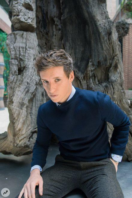 Nov. 22, 2105 - BuzzFeed.com - Oscar winner Eddie Redmayne's complicated masculinity