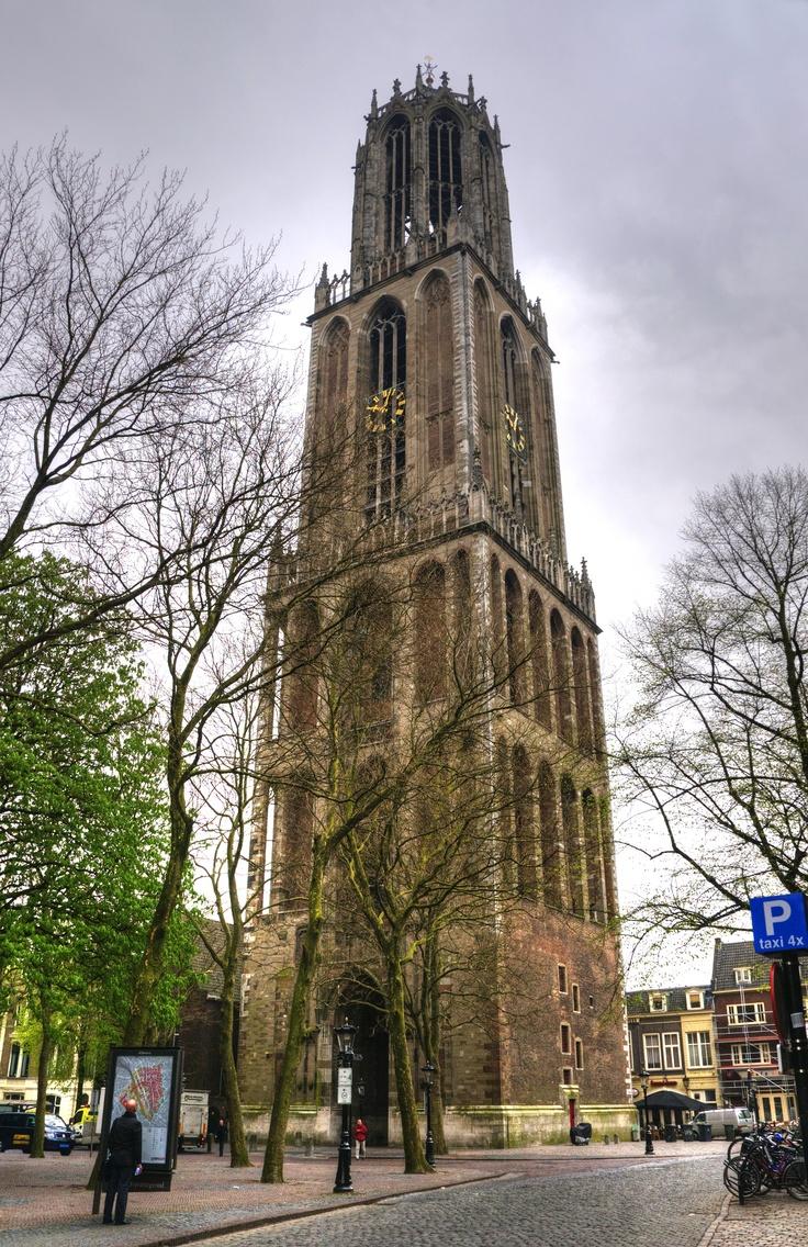 The domtoren in Utrecht