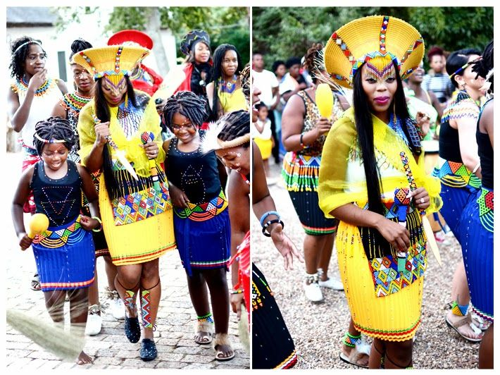 Writer's Blog: WEDDING HEAT, AFRICAN DRUMBEAT AND AN EXTRAVAGANZA ...