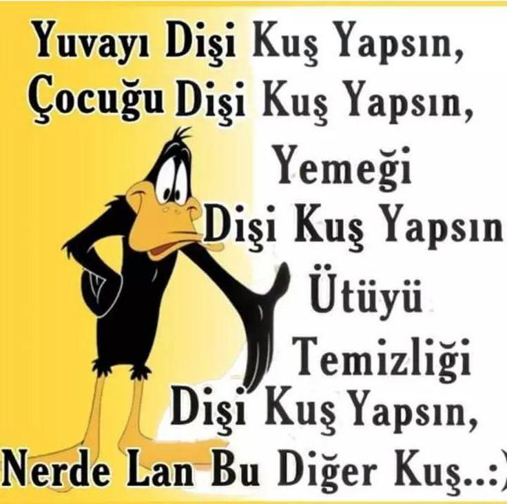 Hahay ölmüş :) :) :) :) :)