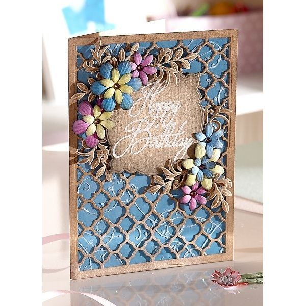 Crafters Companion Sara Signature Floral Delight Collection ...