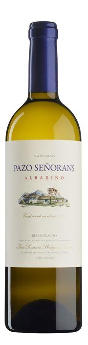 Pazo Señorans 2014. El mejor vino blanco del norte de España, según Decanter