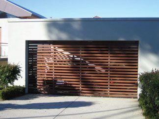 Custom Contemporary Door Designs