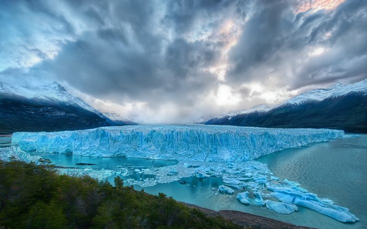 glaciar wallpaper - Buscar con Google