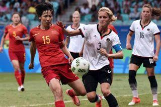 Blog Esportivo do Suíço:  Alemanha bate a China na Arena Fonte Nova e se classifica para semifinais
