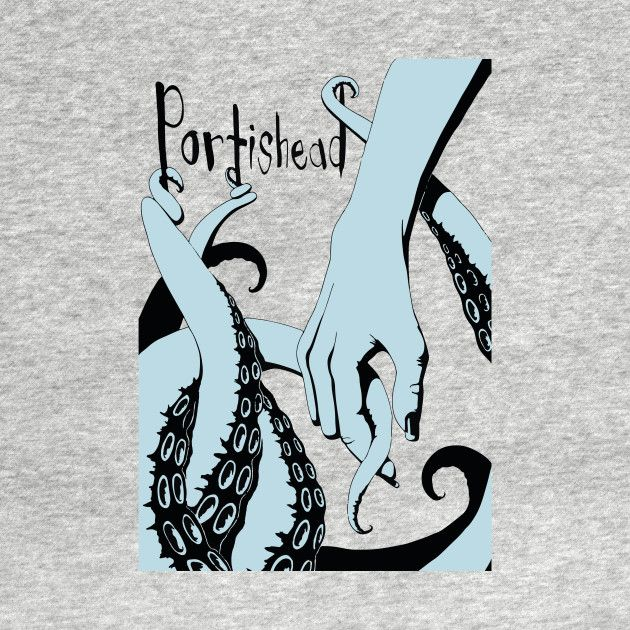 Portishead - octopus T-Shirt