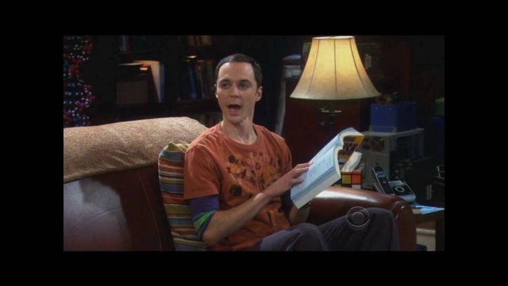 "Sheldon learns some Finnish language [HD - 720p]  ""räipäleet"" :D"