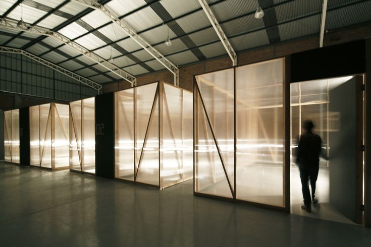 tcl architects ephemeral boxes house puppet show tv