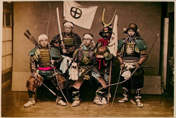 Fuji Arts Japanese Prints - Brave Warriors of the Shimazu Clan ...