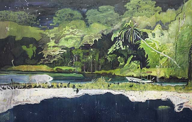 Peter Doig - Grand Riviere