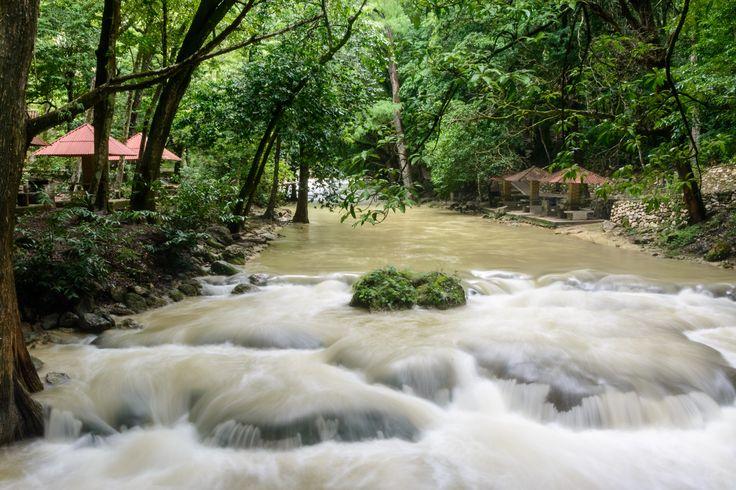 Cascada del Chiflón. Chiapas, Mexico