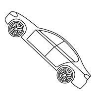 Kiddoland: Kolorowanka Auto