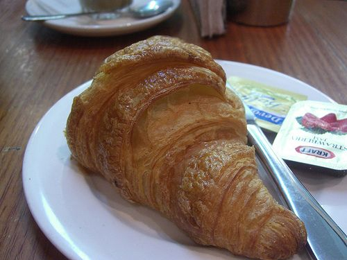 The Definitive Gluten Free Croissant
