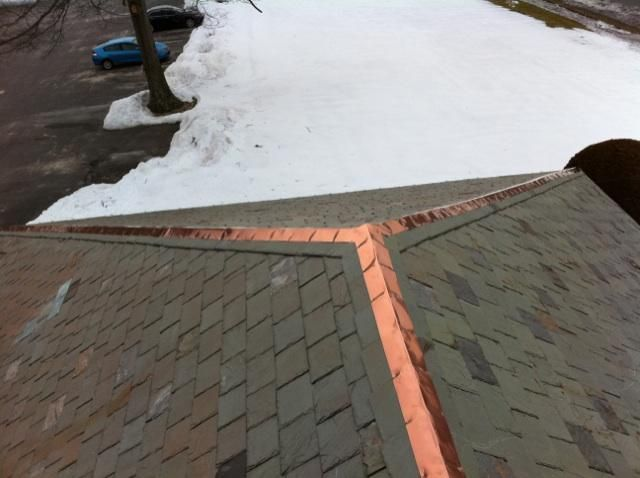 Slate Roofing Gallery « George Parsons Roofing