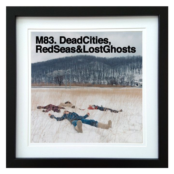 M83 | Dead Cities, Red Seas & Lost Ghosts Album | ArtRockStore
