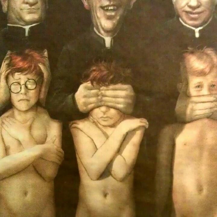 نتيجة بحث الصور عن Catholic Church suggests that children are solely to blame for being sexually abused