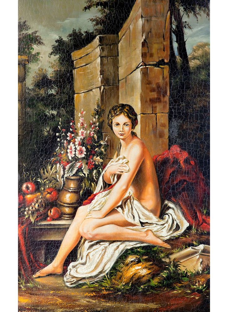Beautiful Women #Canvasprint in Forest http://www.bsabling.com/product_luxurycanvasprints.php?pid=5