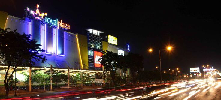 Royal Plaza di Surabaya, Jawa Timur