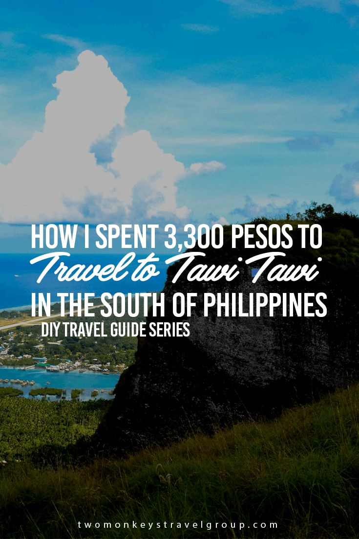 How I spent 3,300 Pesos to Travel to Tawi-Tawi in the South of Philippines Tawi-Tawi is the southernmost province in the Philippines belongs to the Muslim majority region of ARMM (Autonomous Region in Muslim Mindanao). Sharing its borders with Sabah, Malaysia in the island of Borneo. Bongao, the capital, is where I had a glimpse of this place which I never thought was a place for a solo backpacker like me.