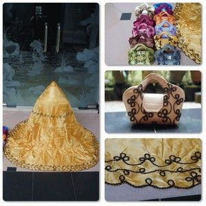Mukena Korneli Jinjing For Traveling   Material : Abutai, P=1meter 10cm Set : Tas + Mukena SMS/WA 085855741030 PIN BB By Request BUY NOW OR CRY LATER ;)