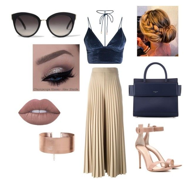 """""""Elegant"""" by emka-kruta on Polyvore featuring Givenchy, Gianvito Rossi and River Island"""