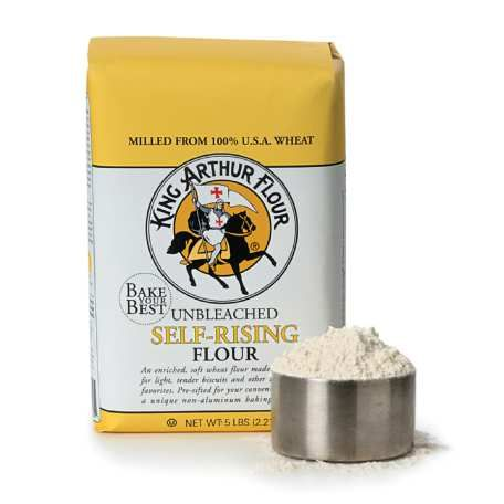 King Arthur Unbleached Self-Rising Flour- 5 lb.-Need this for my biscuits!